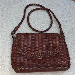 Vintage Valerie Stevens leather bag